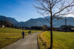 Klettern Morsbach Kufstein Winter