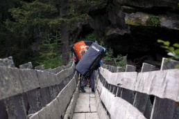Bouldern & Klettern im Maltatal