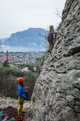 Klettern Arco