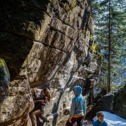 Bouldern Val Daone