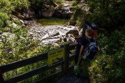Bouldern Zemmschlucht Zillertal