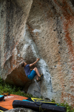 Bouldern im Sundergrund