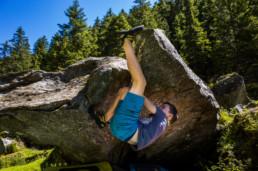 Bouldern im Sundergrund Minimundus