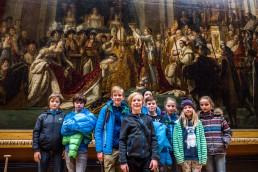Napoleon Louvre Paris