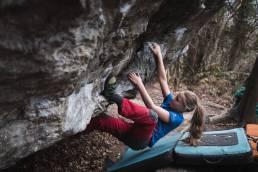 Bouldern Algund