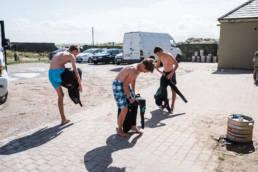 Irland Surfen Inch Beach