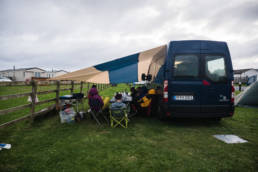 Irland Rossnowlagh Camping