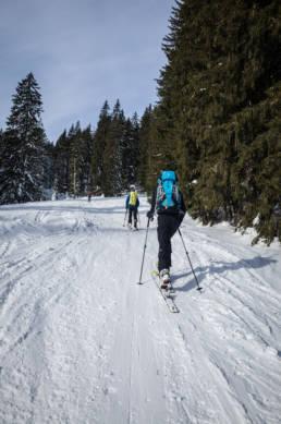 Skitour Hirschberg