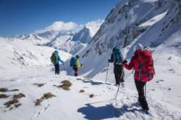 Skitouren Sonnblickbasis Bockhart