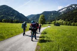 Alpinklettern Ruchenköpfe