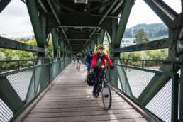 Fahrradtour Voralpencross