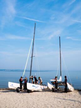 Ostsee Segelcamp Grönwohld