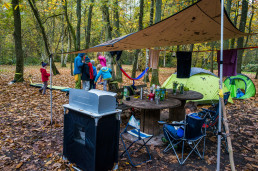 Camping La Musardiere Fontainebleau